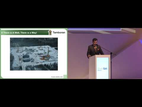 Shale Gas Revolution - Tamboran - Shale Gas World Europe 2013