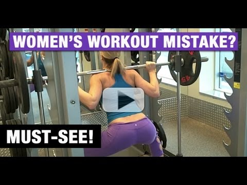 will lifting weights make me bulky womens workout