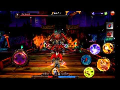 Eternity Warriors 3 Monk On Oni General