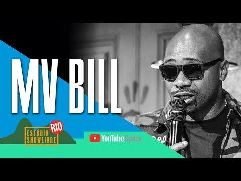MV Bill no Estúdio Showlivre no YouTube Space Rio - Apresentação na íntegra
