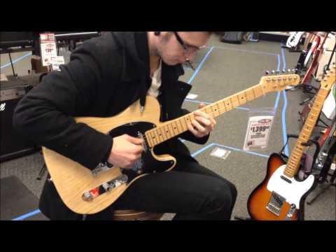 Bill Lawrence Pickups in MIM Toploader Tele vs Fender MIA and Squire Classic Vibe