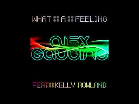 Alex Gaudino ft Kelly Rowland - 'What A Feeling' (HJM Remix)