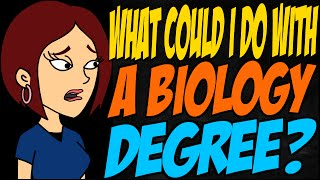 What Could I Do With a Biology Degree?
