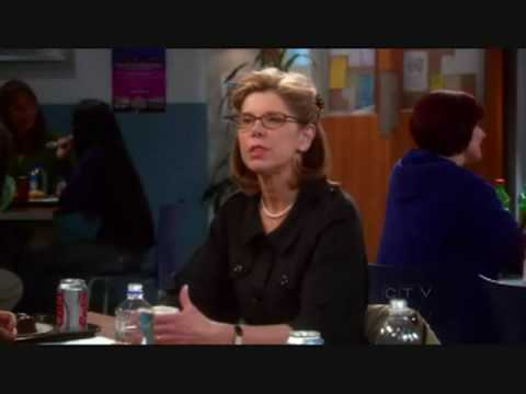 The Big Bang Theory - Dr Beverly Hofstadter