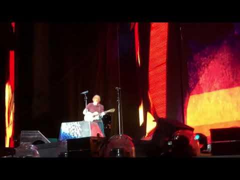 Ed Sheeran - Eraser @ Soldier Field Chicago