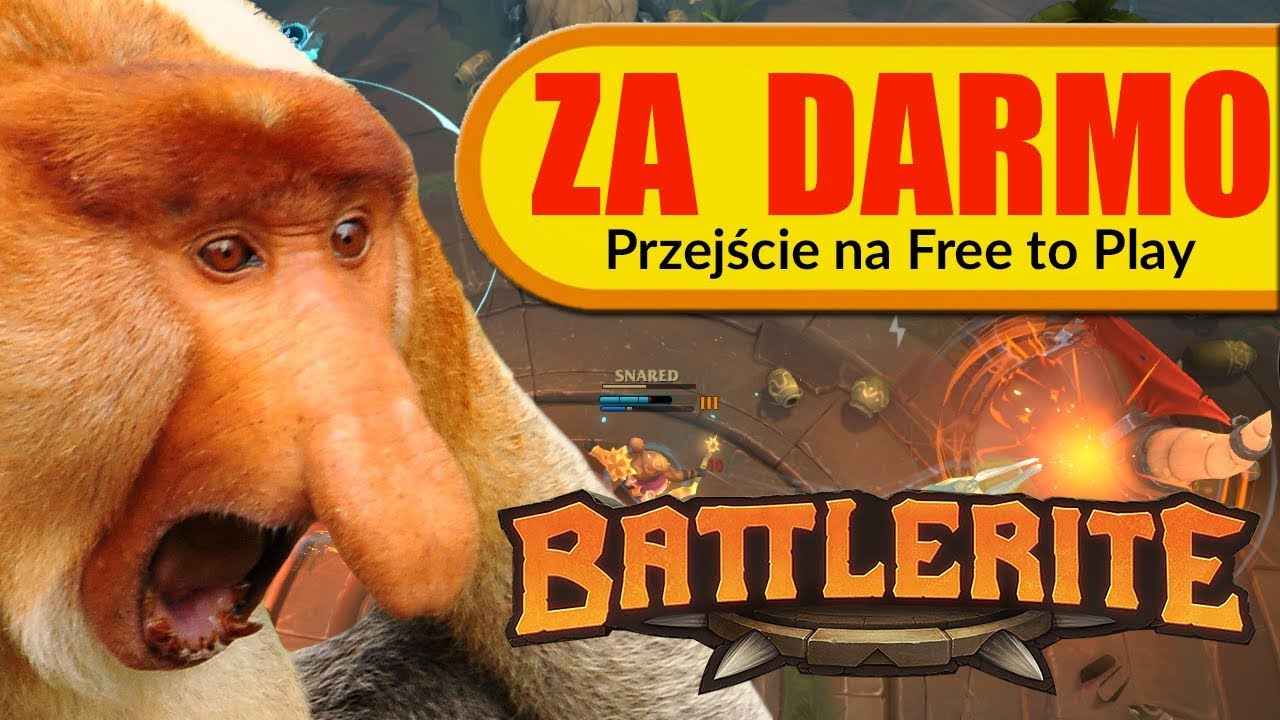 BATTLERITE ZA DARMO NA STEAM