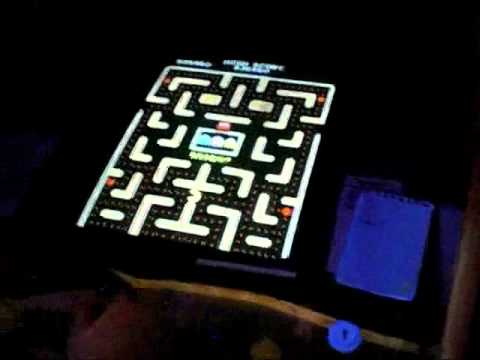 Ms Pac Man Kill-Screen (Turbo) At High Scores Arcade