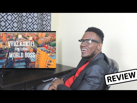 Vybz Kartel- I've Been In Love With You | REACTION VIDEO