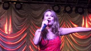 "Haley Reinhart ""LoveFool"" 1st time live with PMJ"