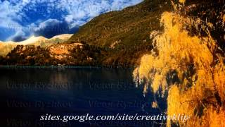 Видео природа      осень в горах