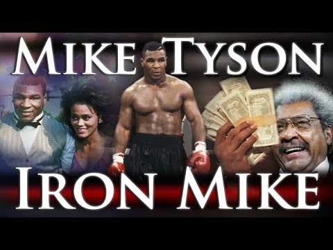 Mike Tyson  The Complete Career & Knockouts
