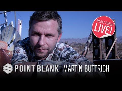 Martin Buttrich - Production Interview (FFL!)