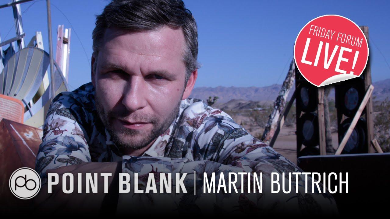 Download Martin Buttrich - Production Interview (FFL!)