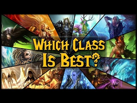 Which Class Should You Play In World of Warcraft?!