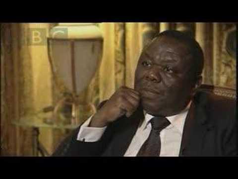 HARDtalk Morgan Tsvangirai 3