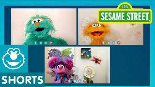 Sesame Street: Friends Dance with Rosita and Zoe | Abby's Dance Party #3