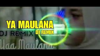 Download lagu YA MAULANA SABYAN DJ REMIX MP3