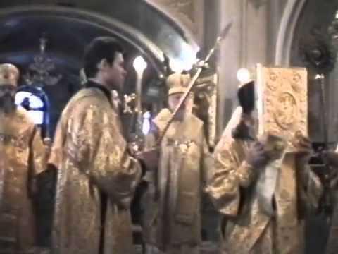 Хранители памяти. Богоявленский кафедральный собор г. Москвы (Елоховский собор). Часть 2