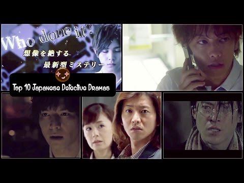 Top 10 Japanese Detective Dramas
