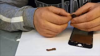 Iphone 6 - Замена дисплейного модуля.