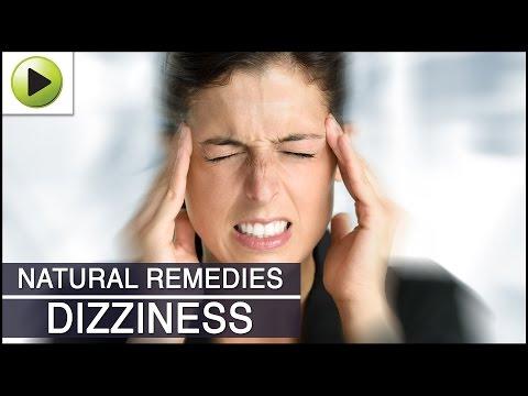 Dizziness - Natural Ayurvedic Home Remedies