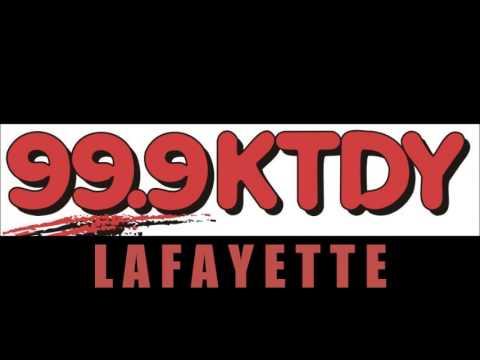 99.9 KTDY Lafayette - Aircheck (1990)
