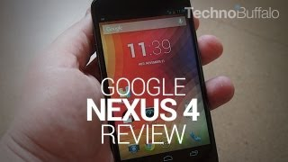 Nexus 4 Review!