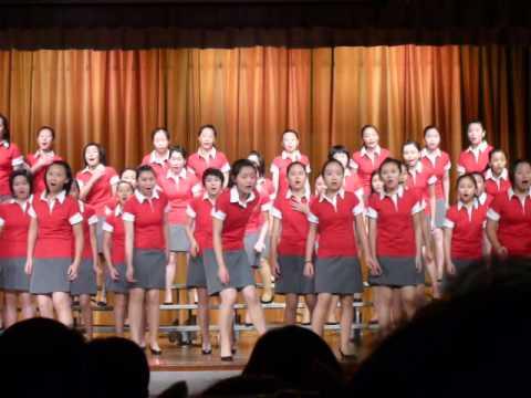 Accapella By Good Hope School: Como Compongo Poco Yo, Toy' Loco