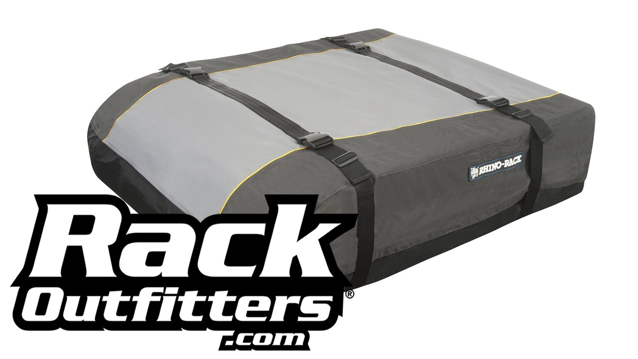 Rhino-Rack Roof Top Luggage Bags by Rack Outfitters - YouTube