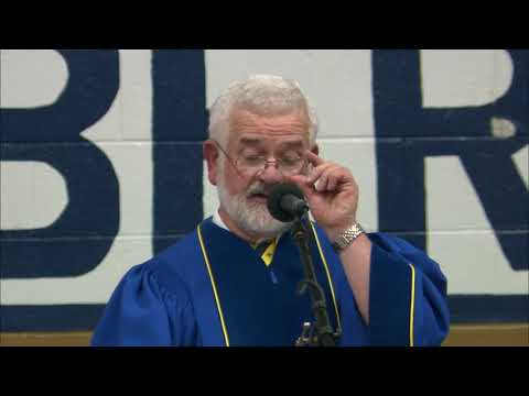St Bernards High School Graduation May 26, 2017