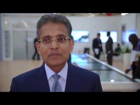 Paddy Padmanathan ACWA POWER ON adressing renewable energies & desalination