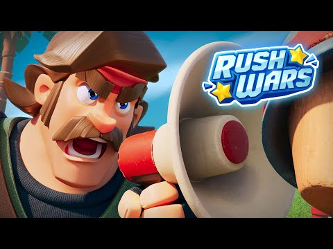 When does Rush Wars come out? How to download Supercell's new strategy game!