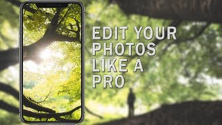BEST 5 PHOTO EDITING Apps : For  IOS and ANDROID (2018)