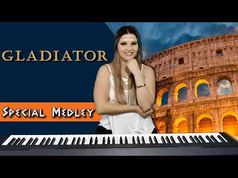 Gladiator - Special Medley | Most Emotional Piano Cover on YouTube
