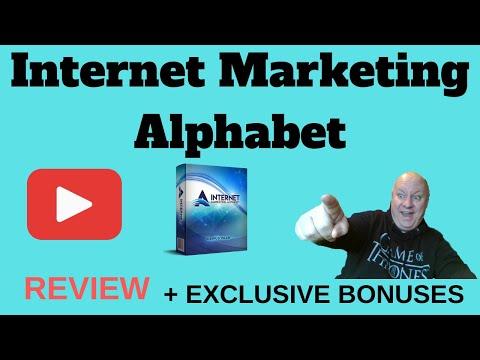 Internet Marketing Alphabet Review – Plus EXCLUSIVE BONUSES – (Internet Marketing Alphabet Review)