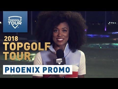 2018 Topgolf Tour | Phoenix Promo | Topgolf