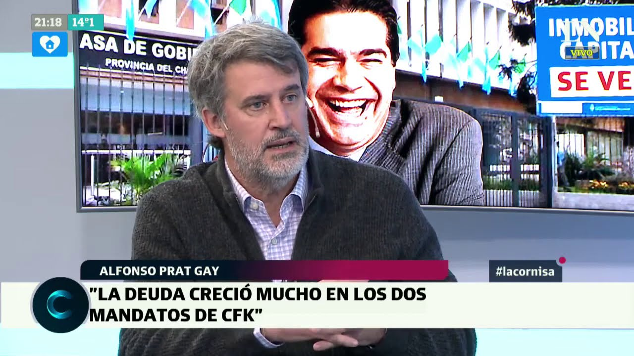 """Alfonso Prat-Gay: """"Nos vendieron que la cuarentena era la solución"""""""