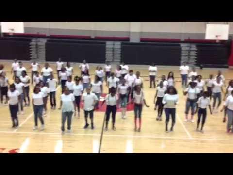 WAT-AAH's Move Your Body/Lamar Fleming Middle School-Houston, TX.