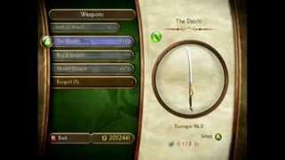 Fable II - Legendary Weapons