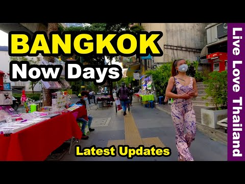 Bangkok now days | Tourists are welcomed | Latest updates #livelovethailand