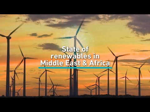 State of renewables in Middle East & Africa