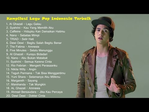 Best Indonesian Pop Compilation