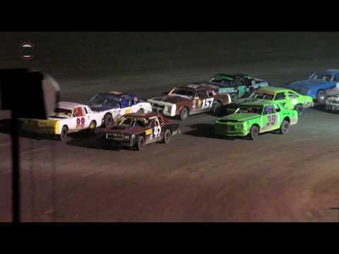 Desert Thunder Raceway Hobby Stock Main Event 9/29/18