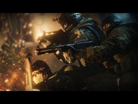 Análisis Tom Clancy's Rainbow Six Siege - Multi