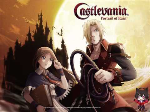 Castlevania Portrait of Ruin - OST 25 - In Search of the Sec
