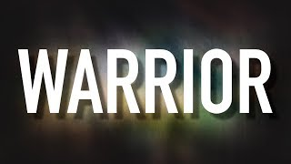 Warrior - [Lyric ] Hannah Kerr