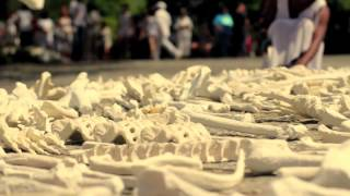 One Million Bones New Orleans Installation
