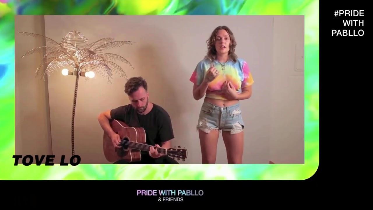 Tove Lo - Bad As The Boys (Live #PrideWithPabllo)
