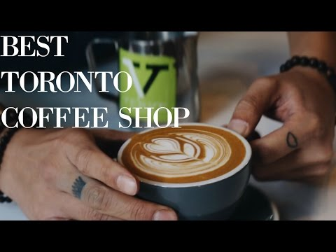 TORONTO COFFEE SHOP CRAWL!