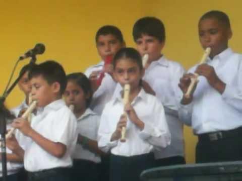 Canci N El Sonido Del Silencio En Flauta Dulce Escuela De